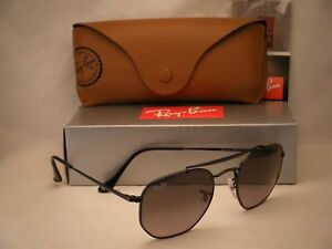 Ray Ban 3648 Marshall Black w Grey Gradient Lens (RB3648 002 71 51 ... 1c73580696