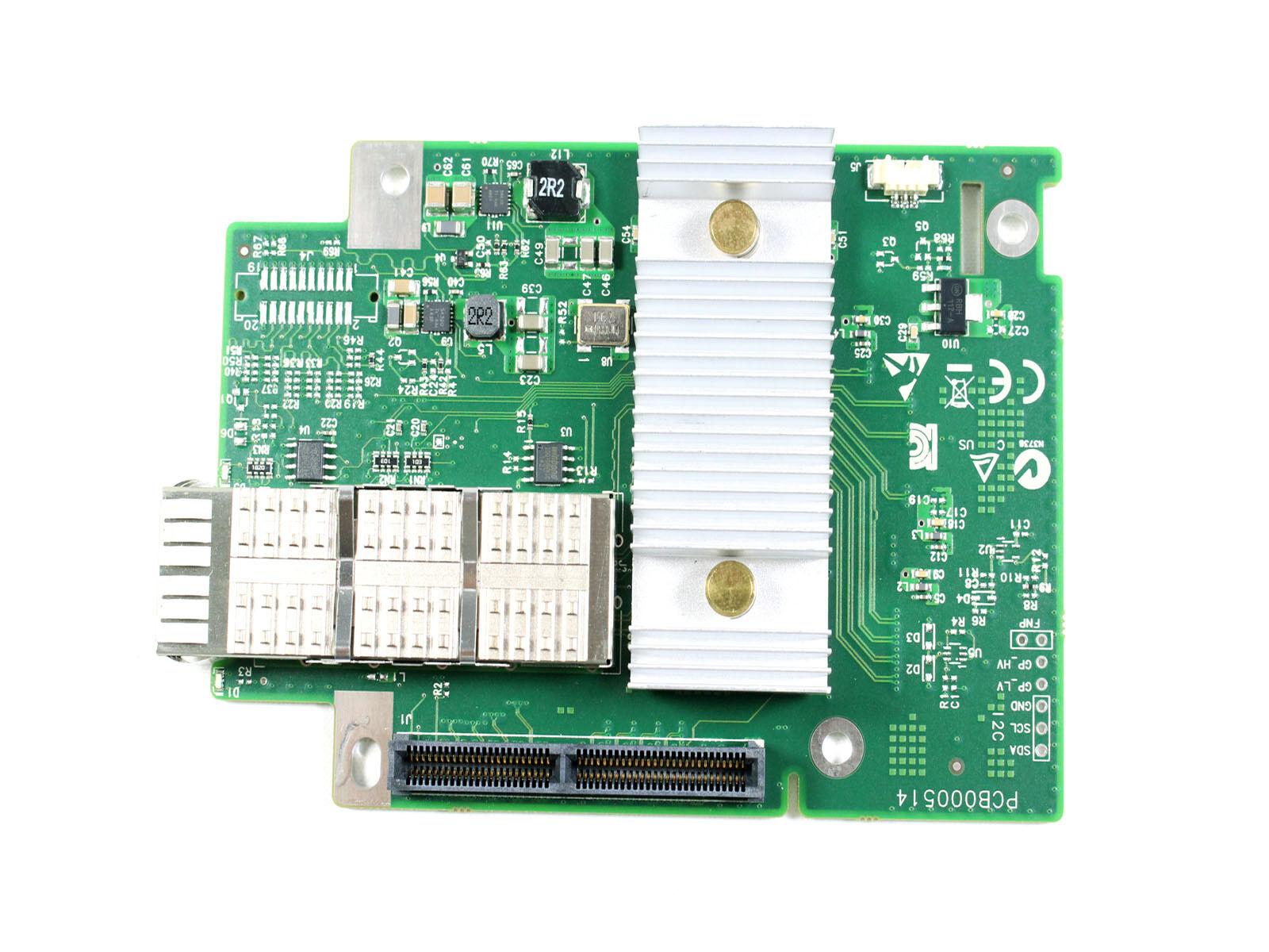 DELL MELLANOX CONNECTX-3 CX383A MEZZANINE ADAPTER VPI 1P IB NETWORK CARD T483W