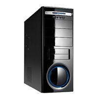 Computer Gamer Aufrüst PC AMD Bulldozer FX4300 4x3,8GHz 4GB-DDR3 ASUS-Mainboard