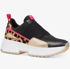 michael kors cheetah sneakers