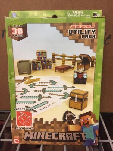 Minecraft Paper Craft Utility Pack