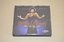 Shirley Bassey - This Is My Life / Readers Digest 2011 / 3CD Box