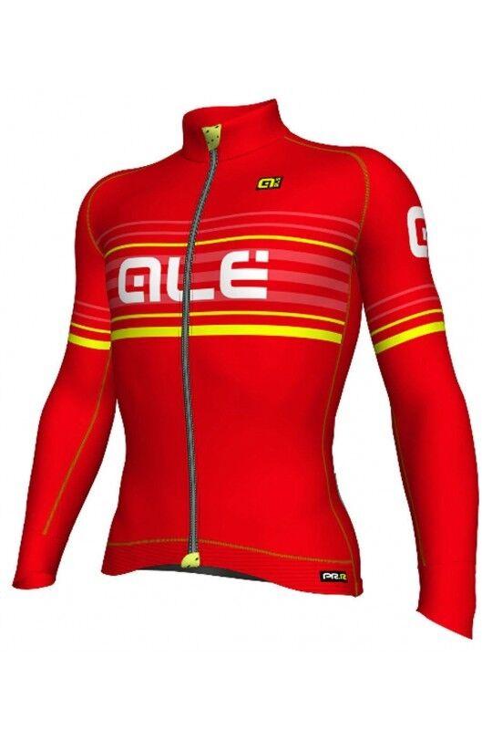 Ale' Camiseta M L PRR  2.0 Ascent rojo  los últimos modelos
