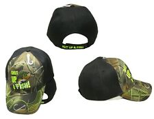 702972f826984 item 2 Shut Up and Fish Fishing Hook on Bill Black Camo Embroidered Cap  CAP940 Hat -Shut Up and Fish Fishing Hook on Bill Black Camo Embroidered  Cap CAP940 ...
