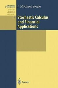 Stochastic-Calculus-And-Financial-Applications-stochastic-Modelling-And-Appl