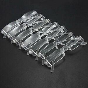 Fantastische-Presbyopie-1-00-4-00-Diopter-Brillen-Clear-Rimless-Lesebrille-UE