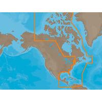 C-map Max Na-m033 - Atl Coast Gulf & Caribbean - Sd Card