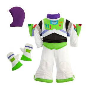 NWT-DISNEY-STORE-Buzz-Lightyear-Baby-COSTUME-SET-many-sizes