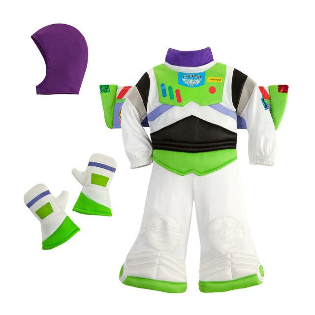 NWT DISNEY STORE Buzz Lightyear Baby COSTUME SET many sizes