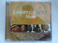 Sealed Gospel's Best Men By Various Artists (cd, May-2008, Emi) 18