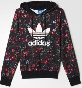 dc9955c200b2 LE Adidas Originals Women s Moscow Trefoil Hoodie AB4677 UK 8 (34 ...