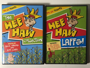Time-Life-The-Hee-Haw-Collection-7-Disc-Set-AND-Hee-Haw-Laffs-on-DVD