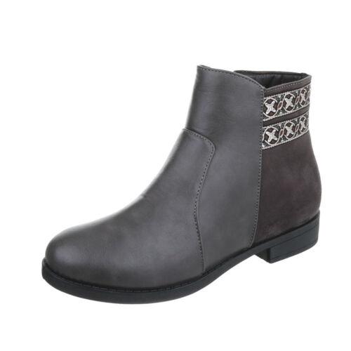 Boots Damenschuhe 5565 Ital-design
