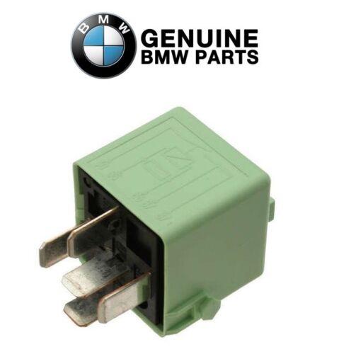For BMW E82 E90 M5 X3 Z8 Z3 Multi Purpose Relay 5-Prong Light Green 61368373700