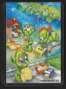 Jouet Kinder Puzzle 2d Super Spacys 611425 Allemagne 2001 + étui +bpz Llilzkh2-08011811-533252377