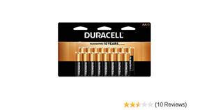 DA16 Duracell Alkaline AA-16pk Coppertop MN1500B16Z
