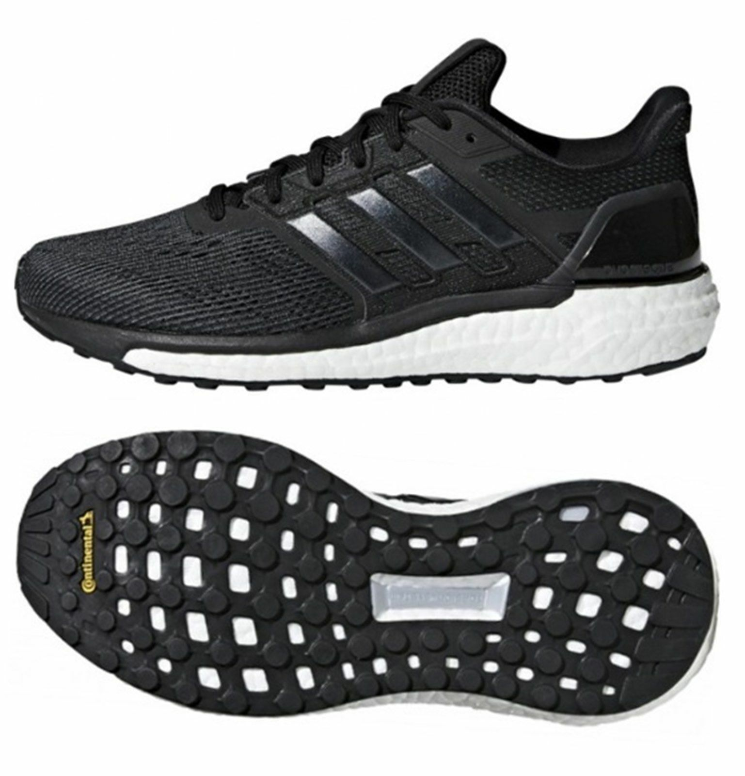 Supernova Nero Donna Running Adidas Training Shoes qwvdfH