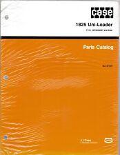 Case 1825 Uni Loader Skid Steer Loader Parts Manual Pin Jaf0069587 Up