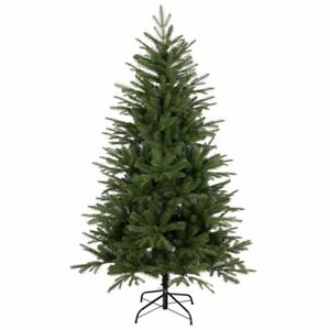 180cm-6ft-Luxury-Artificial-Spruce-Christmas-Tree-Realistic-Xmas-Indoor-Pine