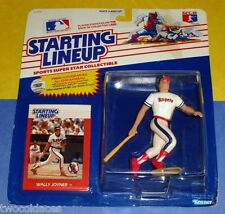 1988 WALLY JOYNER California Anaheim Angels Rookie - low s/h - Starting Lineup