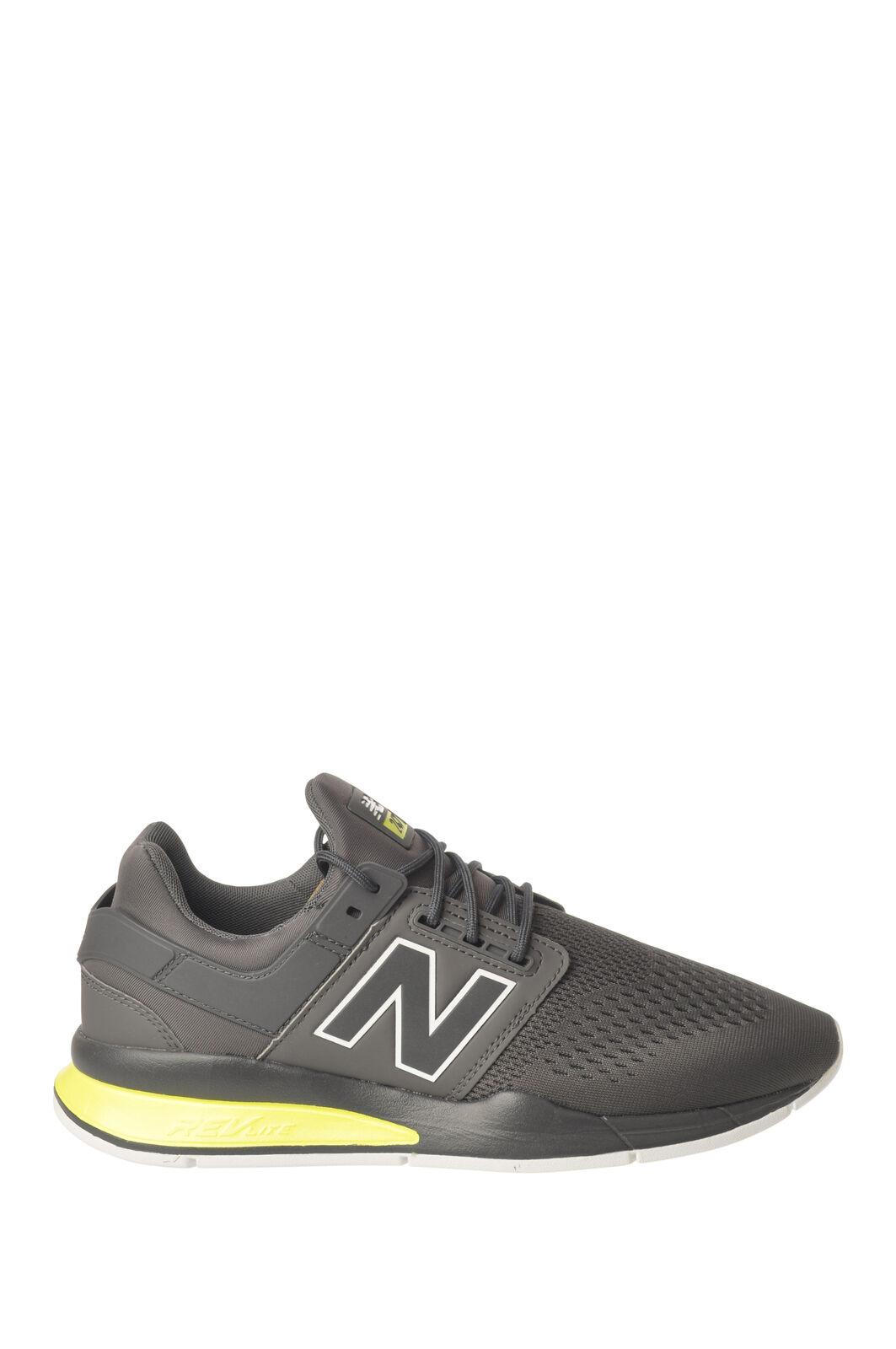 New Balance - zapatos-Lace Up - Man - gris - 5773801F190845