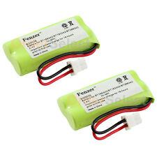 2x Home Phone Battery for VTech BT162342 BT262342 2SNAAA70HSX2F BATTE30025CL