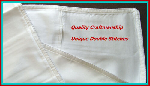 """3 colors/_ 1 100/% PURE Silk Pillowcase King 20/"""" x 40/""""  19 MOMME 30/% Sale"""