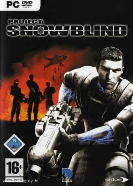 Project Snowblind (PC GAME)