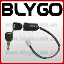 4 Wire Ignition Key Barrel Switch 50cc 110cc 125cc 150cc PIT Quad Dirt Bike ATV