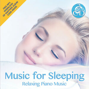 2-CD-Music-for-Sleeping-Musica-Per-Addormentarsi-Wellness-Relax-MP3-Omaggio