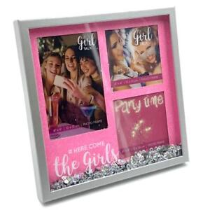 Here-Come-The-Girls-Multi-Photo-Frame-4-034-x-6-034-Gift-Boxed-SP1820