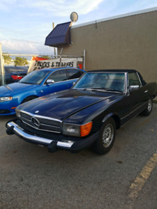 1982 Mercedes Benz 380SL  R107 for sale