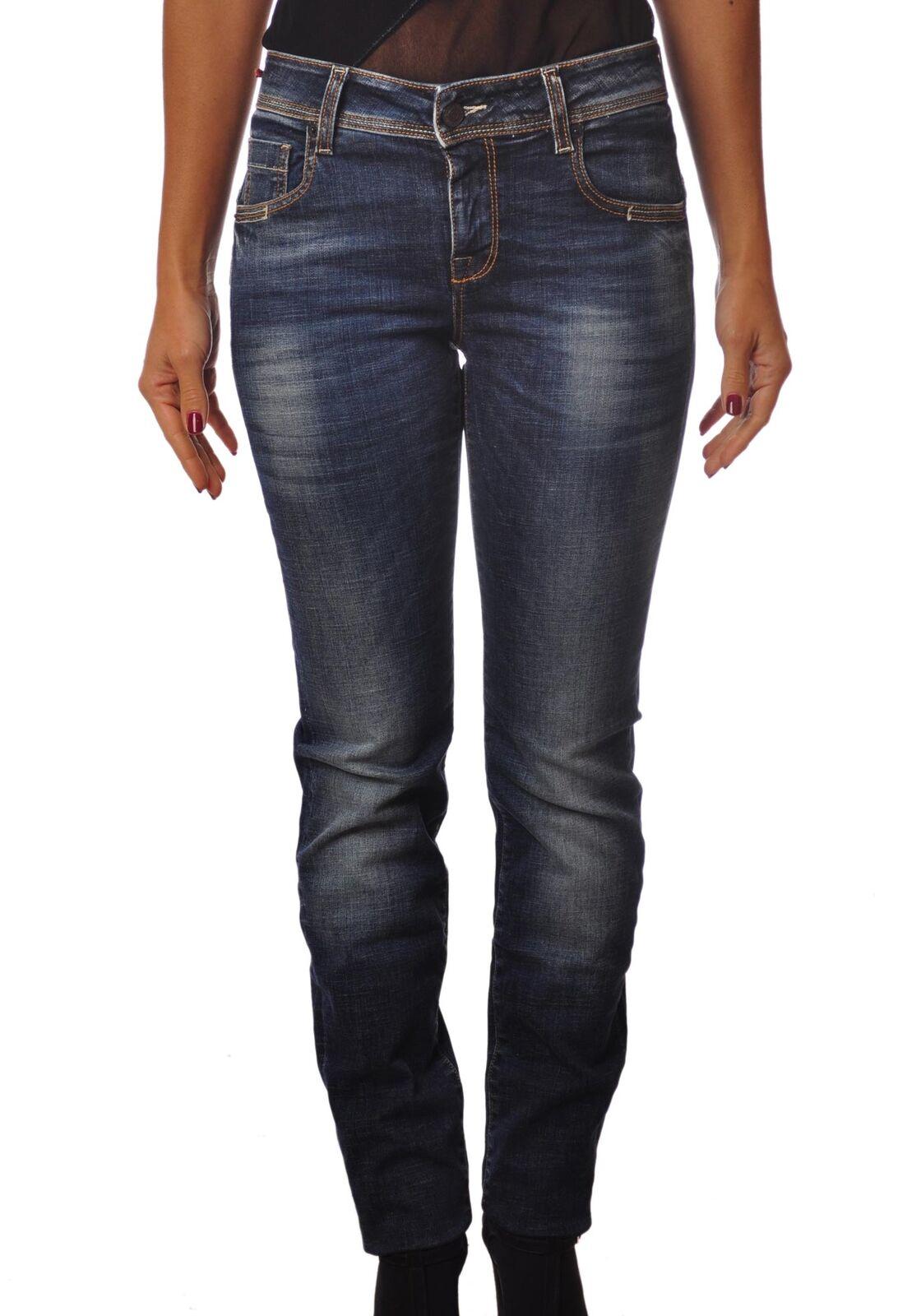 Latinò  -  Pantalones - damen - Dril de algodón - 4305531A181331