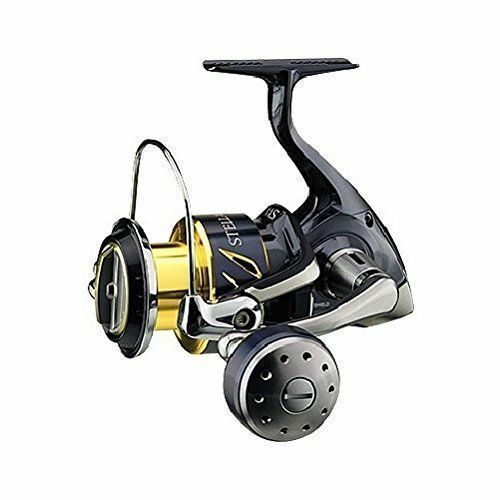 SHIMANO 13 Stella SW SW5000HG Spinning NEW Reel from Japan
