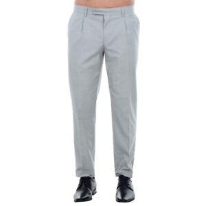 Jack-amp-Jones-Hombre-Pantalon-largo-corto-Gris-14369