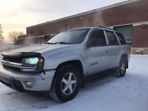 2004 Trailblazer LT *winter&summer rims/tires*