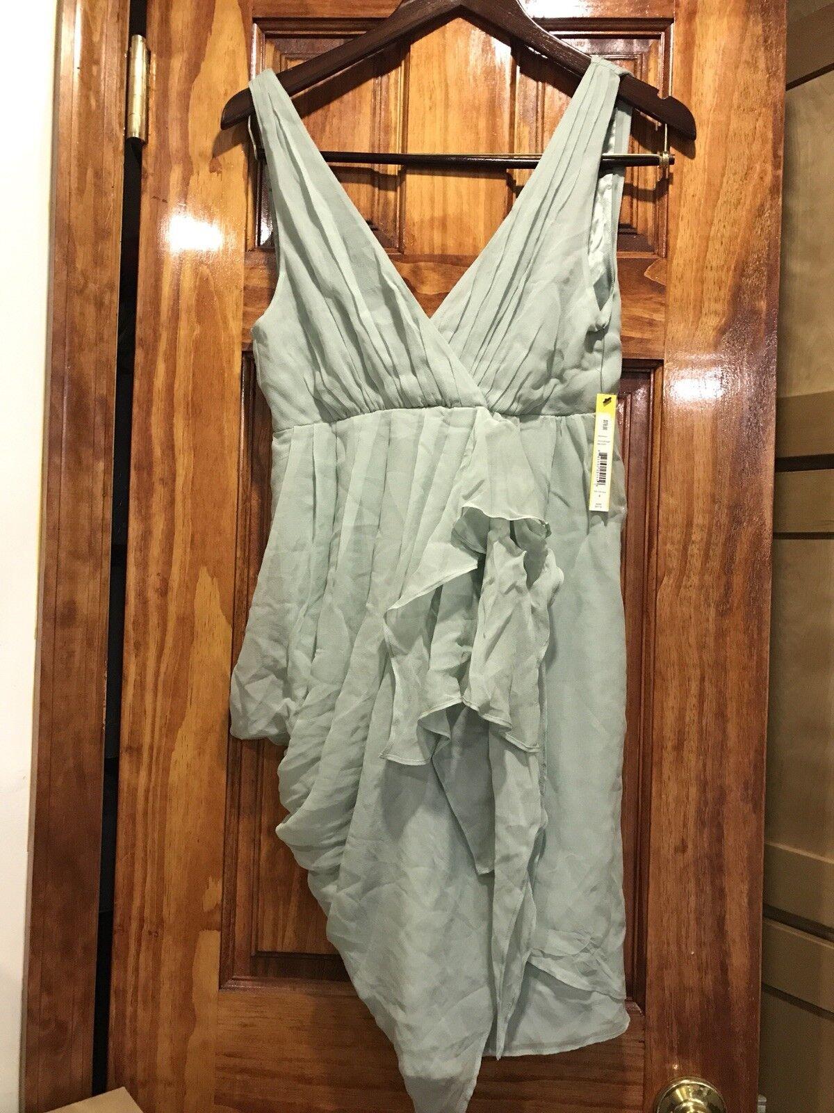 Alice and olivia dress Mint Grün Größe 4