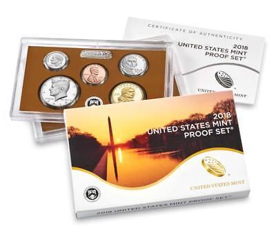 Clad OGP set Gem DCAM - 5 coins ATB 2011 Proof Quarter Parks