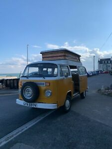 1979 VW T2 Camper, Pop Top, Great runner, Fully Equipped