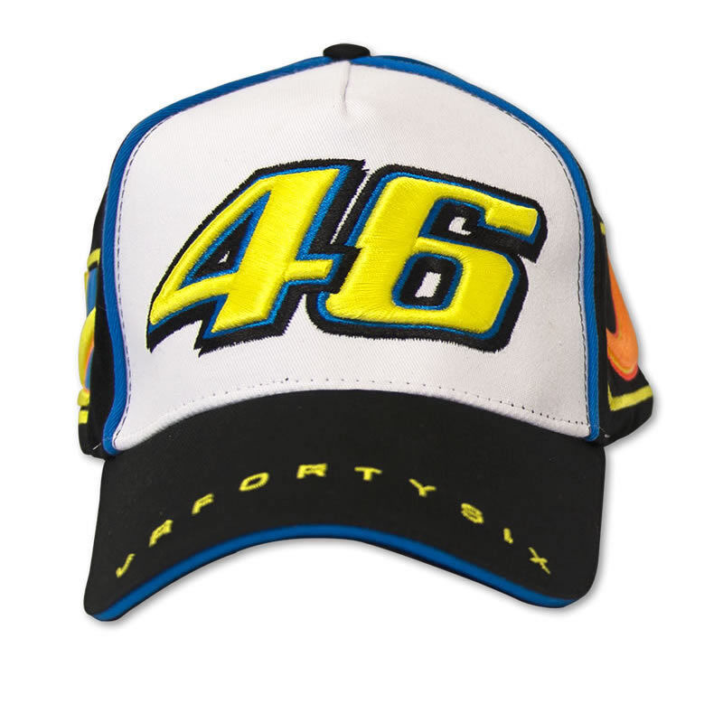 valentino rossi sun and moon baseball cap vr 46. Black Bedroom Furniture Sets. Home Design Ideas