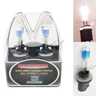 893 37.5W White 880 899 Xenon Halogen 5000K Headlight 2x Lamp Bulb #a1 Fog Light