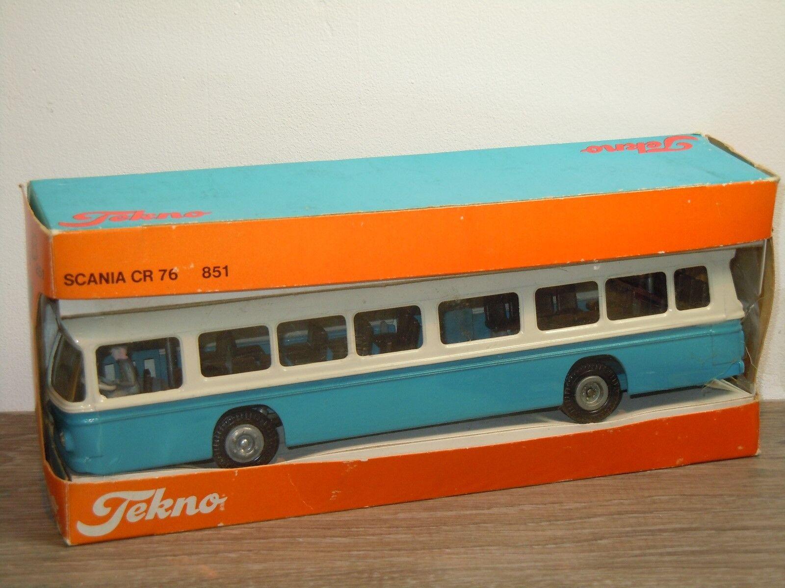 Scania CR 76 Citybuss - Tekno 851 Holland 1 50 i fält 35685