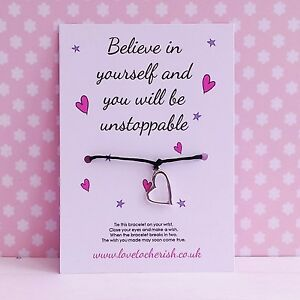 Believe-In-Yourself-and-You-Will-Be-Unstoppable-Wish-Bracelet-Motivational-Quote