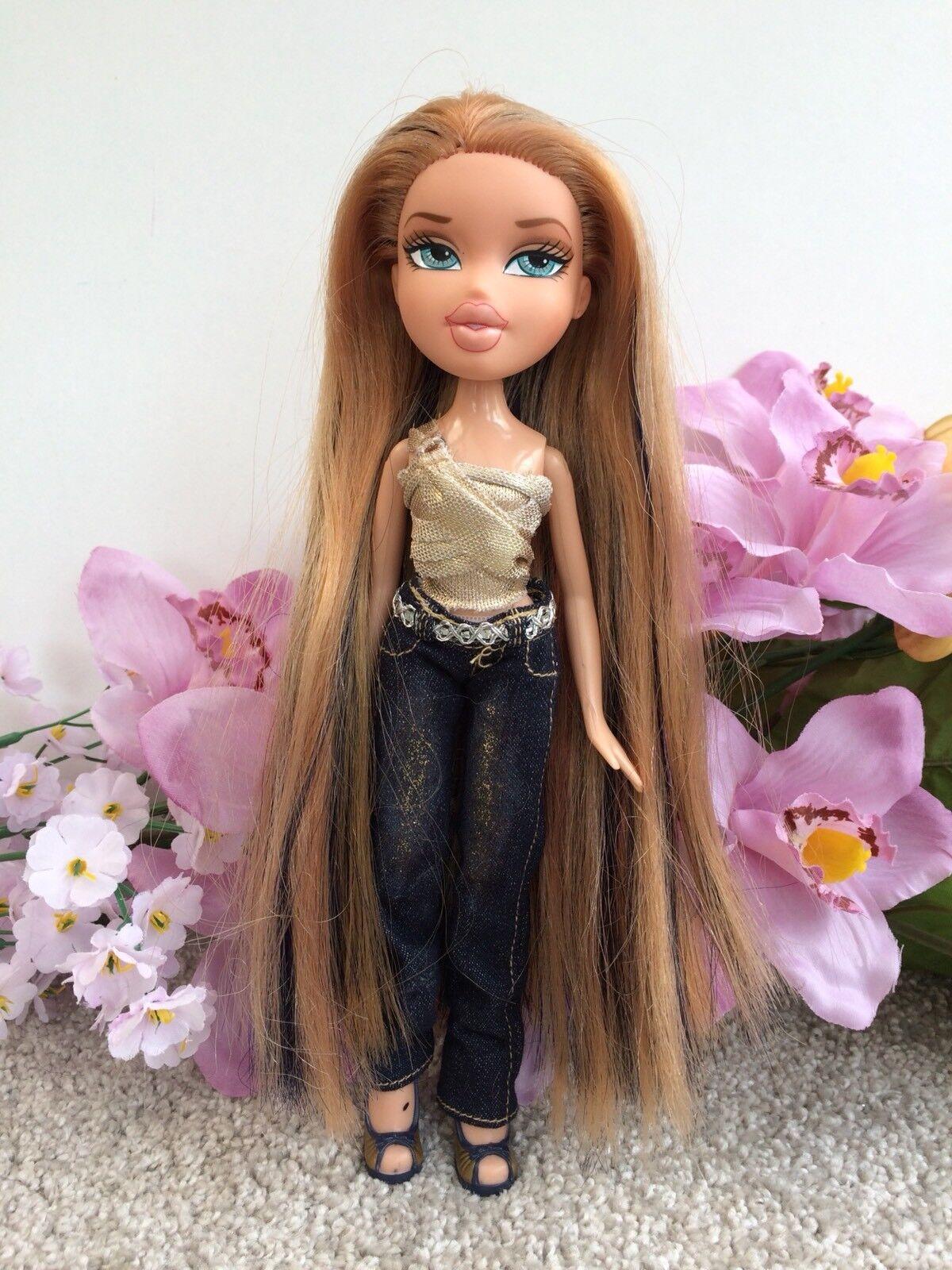Bratz Doll Doll Doll Magic Hair Cloe FREE POSTAGE 41481e