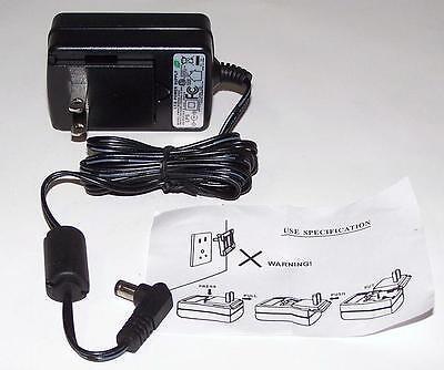 oem ac dc 9v 500ma power adapter supply for tritton ax pro v1 5 fmdk b08090 0500 ebay. Black Bedroom Furniture Sets. Home Design Ideas
