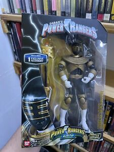"Bandai Power Rangers Legacy Collection Zeo Gold Ranger 6.5"" (CUSTOM/OPENED)"