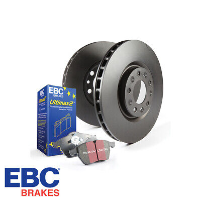 PDKR346 EBC Rear Brake Kit Ultimax Pads /& Standard Discs