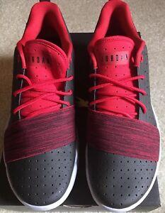 a009e4a7f3306f Nike Jordan 23 Breakout Men s Size 10.5 Black Red Grey Wolf Shoes ...