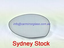LEFT PASSENGER SIDE ALFA ROMEO GT 2003-2010 MIRROR GLASS WITH HEATED BASE