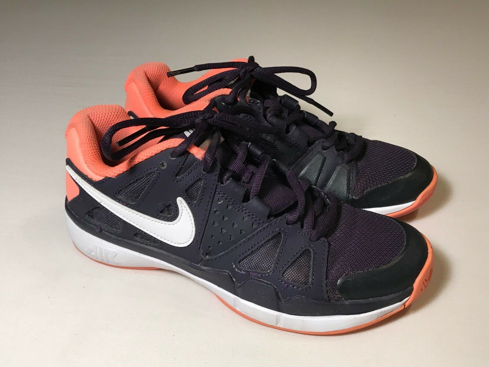 Nike Multi-Color Air Vapor Advantage (599364-500) Multi-Color Nike Tennis Shoes Women Size 6 61840c